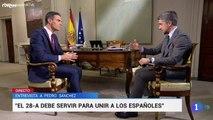 Pedro Sánchez no descarta pactar con los independentistas