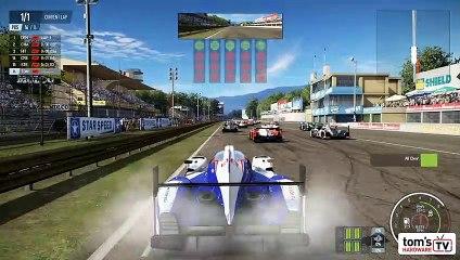 Séquence de Benchmark Project Cars 2