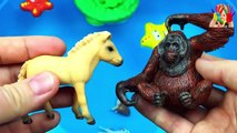 Learn Animals Names and Sounds Zoo Animals Toys Baby find Mom  Education Toys for Kids