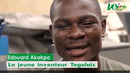 Edouard Akakpo-Lado: le jeune inventeur Togolais