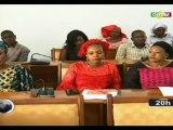 ORTM/Fin de la 8ème session de la 5ème mandature du conseil économique, social et culturel du Mali