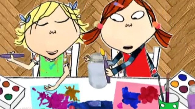 Charlie and Lola  S3E11 I Am Completely Hearing and Also Listening
