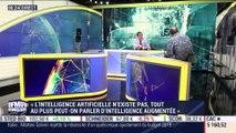 """""""L'intelligence artificielle n'existe pas, tout au plus on peut parler d'intelligence augmentée"""", Luc Julia - 20/02"""