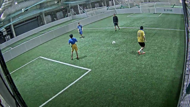 02/19/2019 00:00:01 - Sofive Soccer Centers Rockville - Anfield