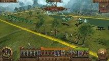 Total War: Warhammer - Elfos Silvanos (Jugabilidad)