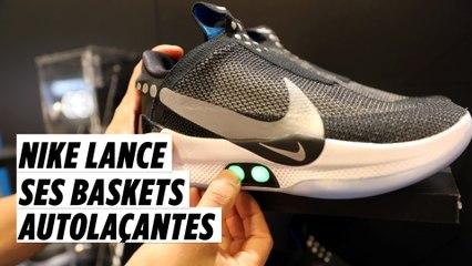 BbNike Lance Adapt Baskets Parisien Autolaçantes Le Ses Y7vbgfy6