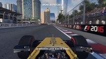 F1 2016 - Jolyon Palmer en Baku