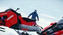 Snow - Snowboarding y snowmobiling