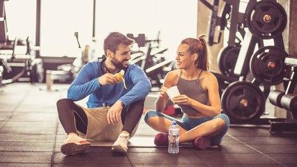 Deshalb sollte man nach dem Training unbedingt essen
