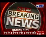 Officer Killed In Jammu and Kashmir Encounter, Gunbattle On