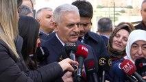 Binali Yıldırım: Hedefimiz geleceğimiz İstanbul: 4.0/Akılıı-sportif-dayanıklı-çevreci şehir - İSTANBUL