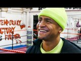 Harlem Eubank: Conor Benn MAJOR STEP BACK for Josh Kelly, I'm happy to fight him