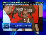 Angel Tax norms relaxed