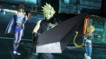Dissidia Final Fantasy - Cloud Strife