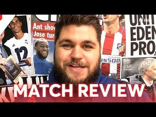 Howson: Chelsea 0-2 Manchester United FA CUP REVIEW