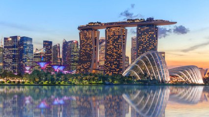 Why Singapore Needs To Be Your Next Vacation