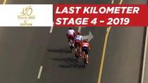 Stage 4- Last Kilometer - Tour of Oman 2019