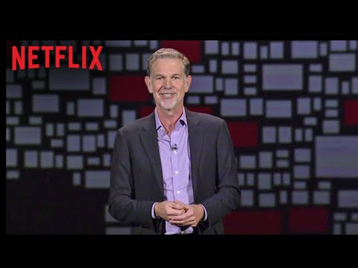 Netflix CES 2016 Keynote | Reed Hastings, Ted Sarandos - Highlights [HD] | Netflix