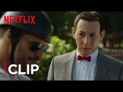 Pee wee s Big Holiday Clip Live a Little Street Netflix