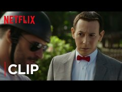 Pee wee s Big Holiday Clip Live a Little Street Netflix
