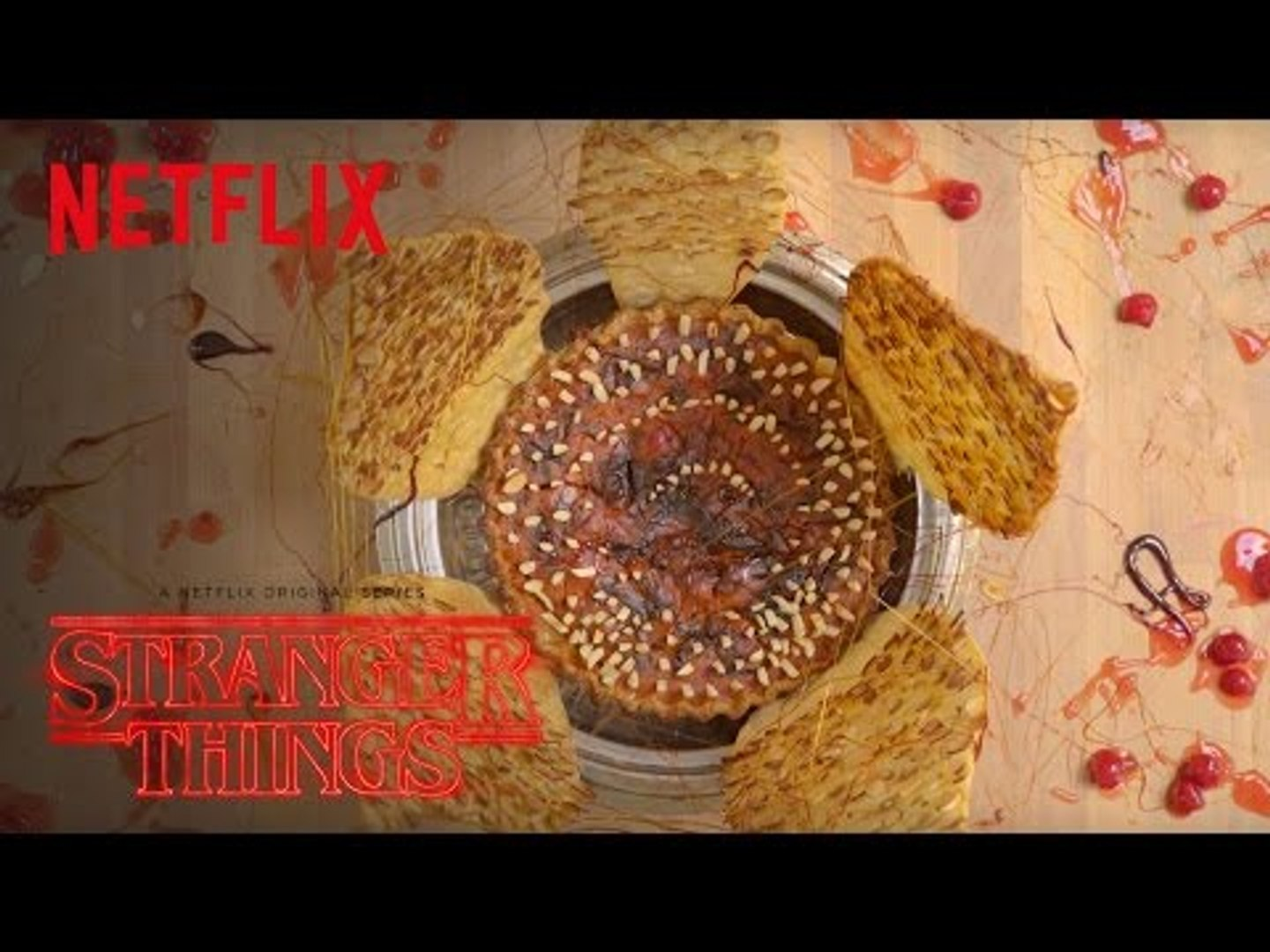 Stranger Things | Netflix Kitchen: Demogorgon Pie | Netflix