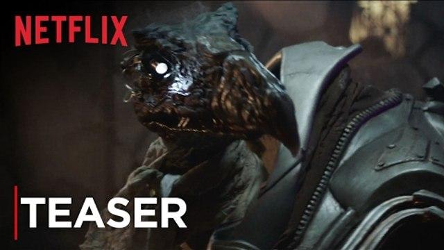 The Dark Crystal: Age of Resistance   Teaser [HD]   Netflix