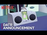 Big Mouth - Season 2   Date Announcement   Netflix