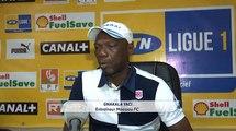 17ème journée ligue 1 : La conférence de presse moossou vs afad