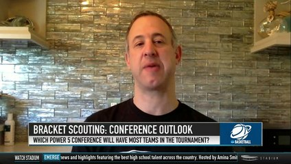 """Jeff Goodman: Big Ten """"Could Potentially Get 9 Teams"""" in the NCAA Tournament"""