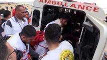 İsrail askerleri Gazze sınırında 20 Filistinliyi yaraladı - GAZZE