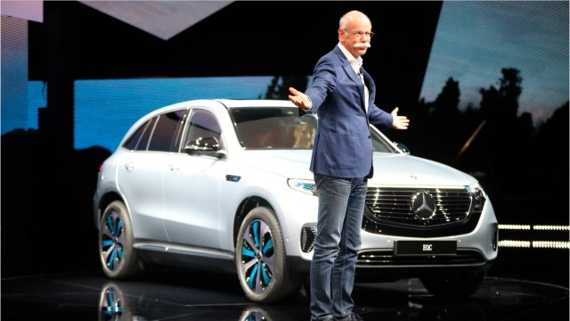 Mercedes-Benz Says Its Tesla Rival Will Sell Out As Soon As It's Available