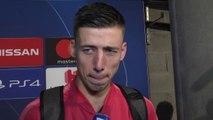 """Clément Lenglet (FC Barcelone) :""""Une petite déception"""""""