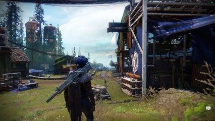 Séquence de Benchmark Destiny 2