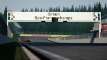 Assetto Corsa - Ferrari en Spa-Francorchamps