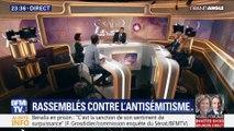 Antisémitisme: 20 000 personnes réunies à Paris (3/3)