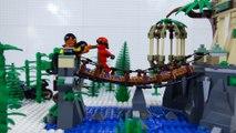 LEGO Ninjago (Oni Masks fll eps) STOP MOTION LEGO Ninjago eps COMPILATION   By Billy Bricks