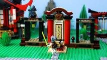 LEGO Overwatch STOP MOTION LEGO Overwatch: Dorado Showdown Set Speed Build | LEGO | Billy Bricks