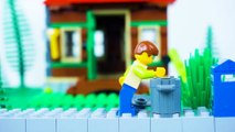 LEGO Ninja (COMPILATION) STOP MOTION LEGO City Ninja School, Ninjago & More | LEGO | By Billy Bricks