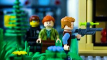 LEGO Jurassic World STOP MOTION LEGO Jurassic World (fll COMPILATION) | LEGO | Billy Bricks