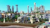 SimCity: Ciudades del Mañana - Intro del juego