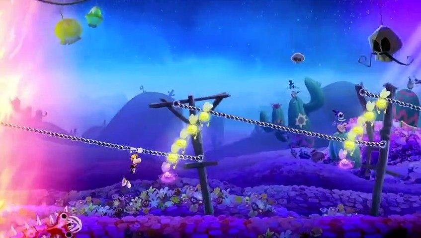 Videoanálisis Rayman Legends - Videoanálisis