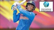 Smriti Mandhana Rank's No.1 Batter In WODI Rankings | Oneindia Telugu