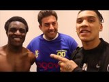 OHARA DAVIES KNOCKS OUT ANDY KEATES INSIDE FOUR ROUNDS (W/ JAMES ARGENT, CHARLIE SIMS & CONOR BENN)