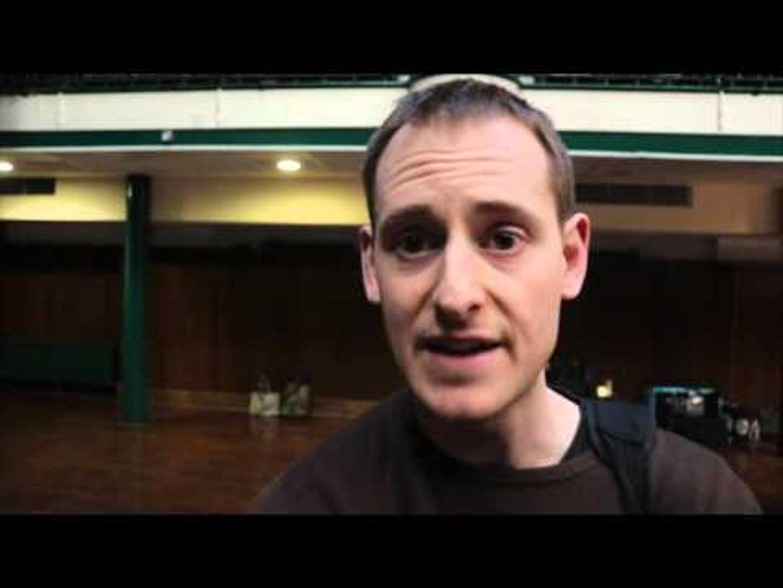 JOHN DENNEN (BOXING NEWS) BREAKSDOWN CHARLES MARTIN v JOSHUA / SELBY v HUNTER & GROVES v BROPHY