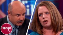 Another Top 10 Most Shocking Guests on Dr  Phil - video dailymotion