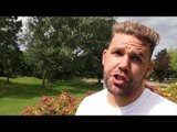 BILLY JOE SAUNDERS ON CANELO v SMITH, EUBANK JNR, GOLOVKIN & SAYS FURY ALLEGATIONS IS 'RUBBISH'