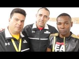 'WHO WILL FIGHT ME' - GUILLERMO RIGONDEAUX REACTS TO UNFORTUNATE INJURY TO BRAVE JAZZA DICKENS