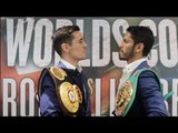 ANTHONY CROLLA v JORGE LINARES - OFFICIAL HEAD TO HEAD / CROLLA v LINARES