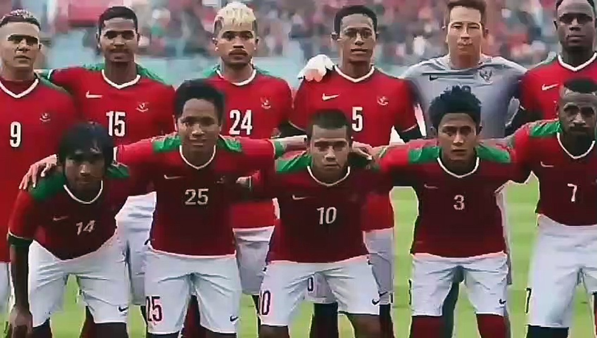 INDONESIA U 22 VS KAMBOJA U 22  FULL TIME  2 - 0 GROUP STAGE AFF U 22 KAMBOJA 2019 FULL GOL AND HIGH