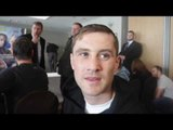 RICKY BURNS TALKS KIRYL RELIKH & POTENTIAL MEGA MONEY ADRIAN BRONER CLASH / BURNS v RELIKH